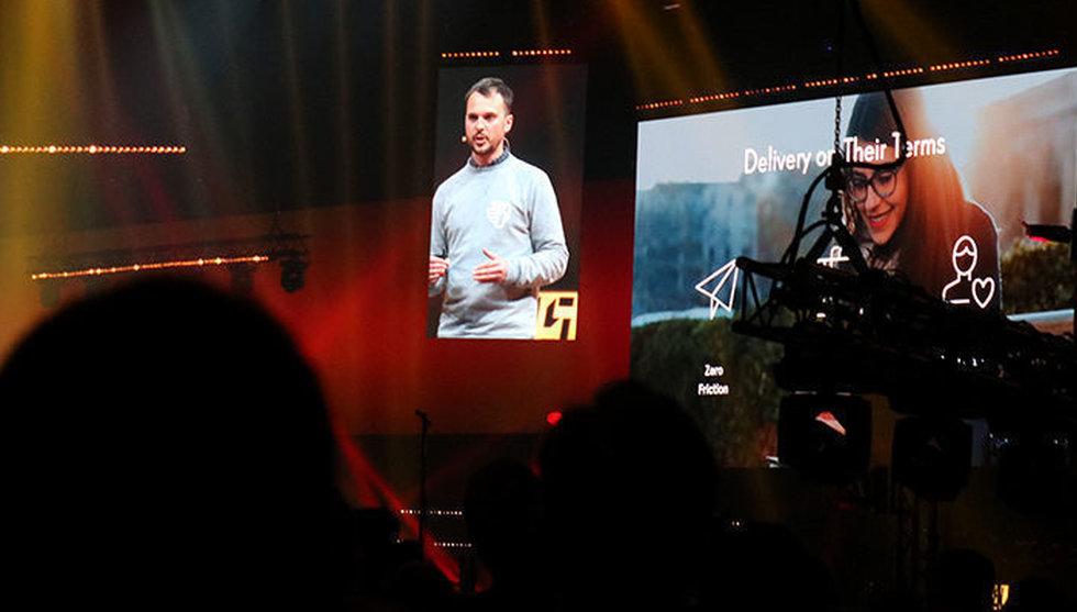 Breakit - Frakt-startupens försäljning rusar – med draghjälp från Klarna