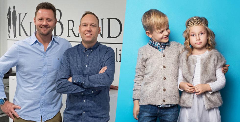 Breakit - Märkeskläder för barn säljer som smör – Kidsbrandstore dubblar omsättningen