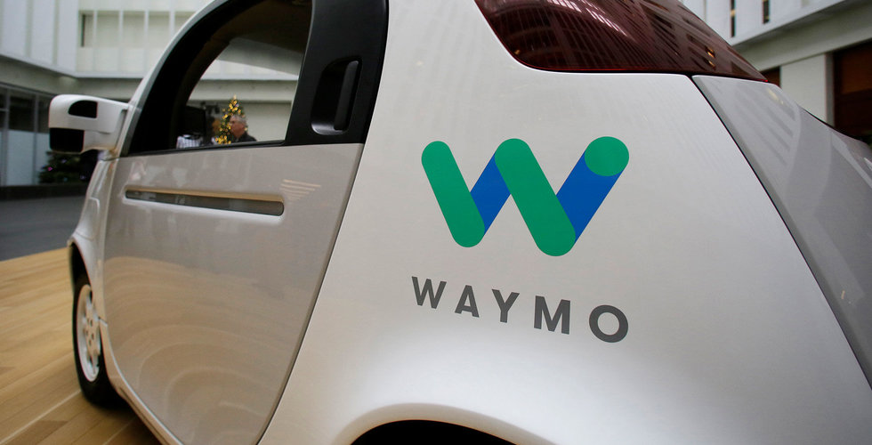 Breakit - Waymo drar igång utbildningskampanj för att informera om självkörande bilar