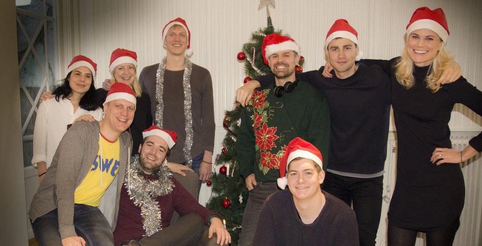 Breakit - God jul från oss på Breakit – och en hint om vad som händer 2017