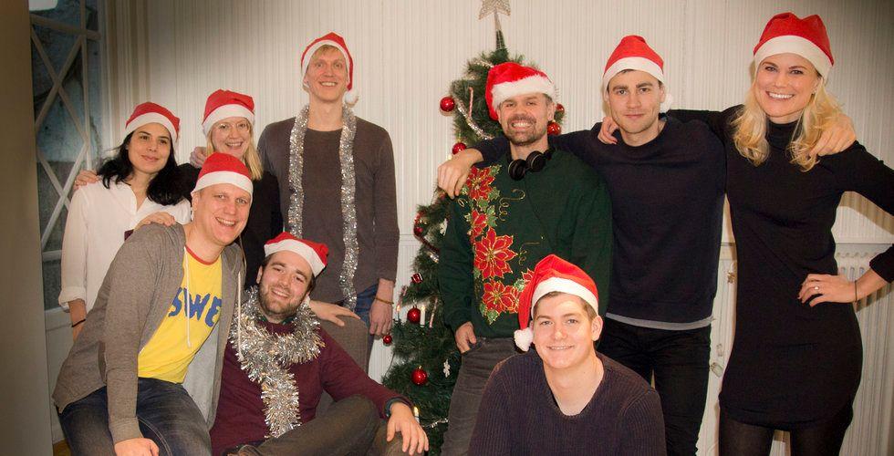 God jul från oss på Breakit – och en hint om vad som händer 2017