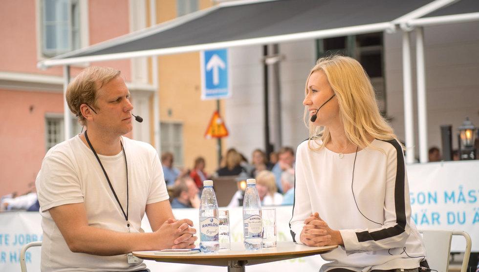 PODD: Jessica Nilsson om Hello Fresh, riskkapital och utmaningar