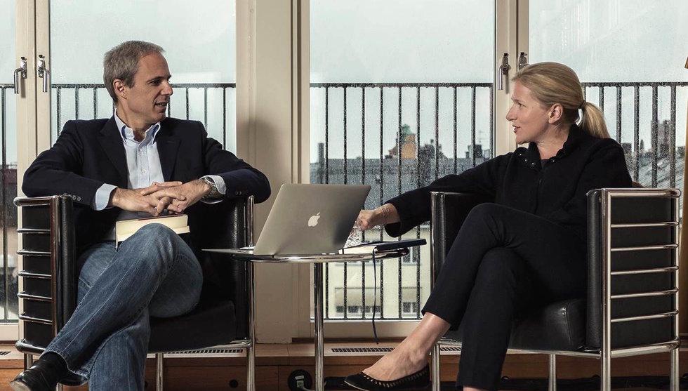 """Breakit - Cristina Stenbeck: """"Det är absolut väldigt höga värderingar där ute"""""""