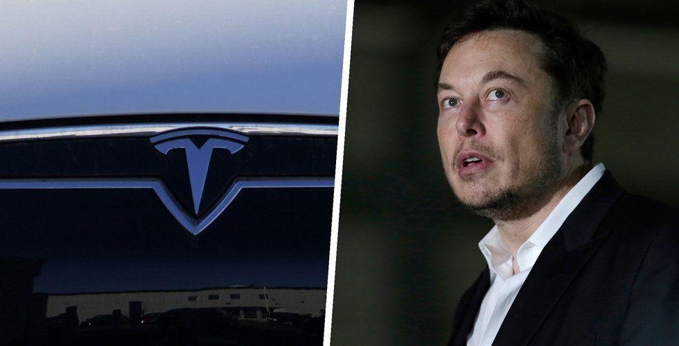 Två döda i Tesla-krasch i helgen – ingen i förarsätet enligt polisen