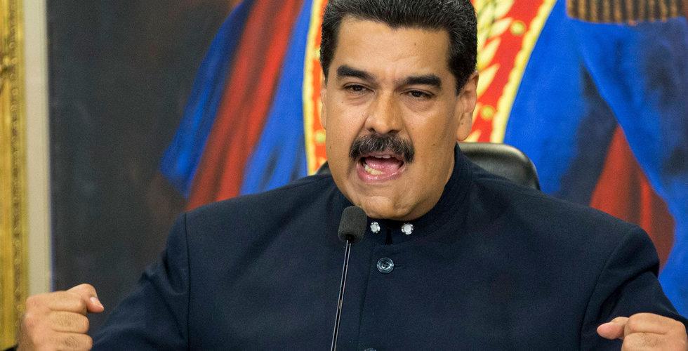 Breakit - Venezuela ska lansera sin oljebackade kryptovaluta petro om några dagar