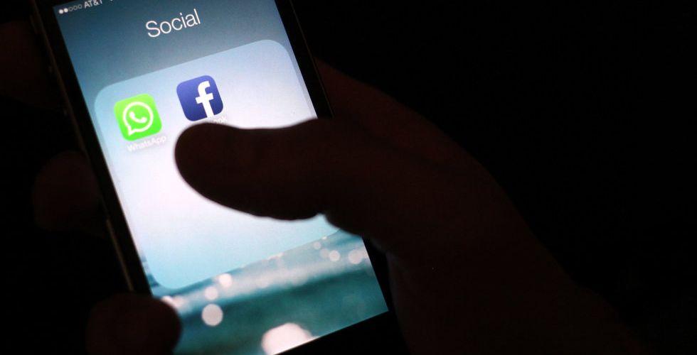 Ny drömsiffra för Whatsapp – har över en miljard användare