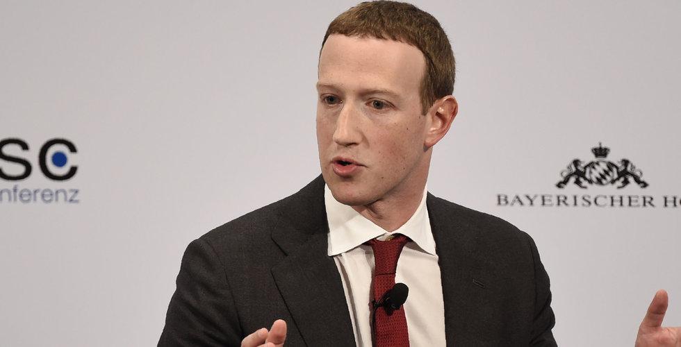 EU skjuter upp deadline för beslut om ifrågasatt Facebookförvärv