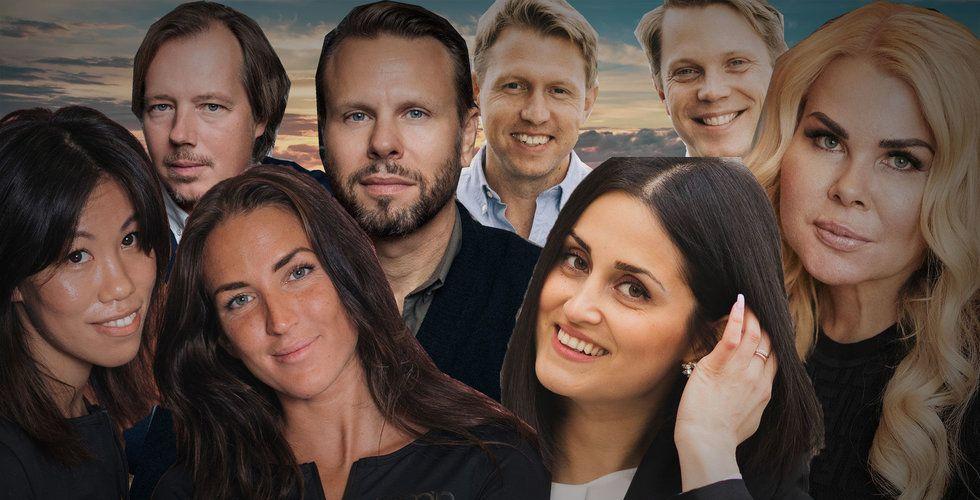 Trött på Sommarpraten? Här är 8 entreprenörer du kan bli inspirerad av i stället