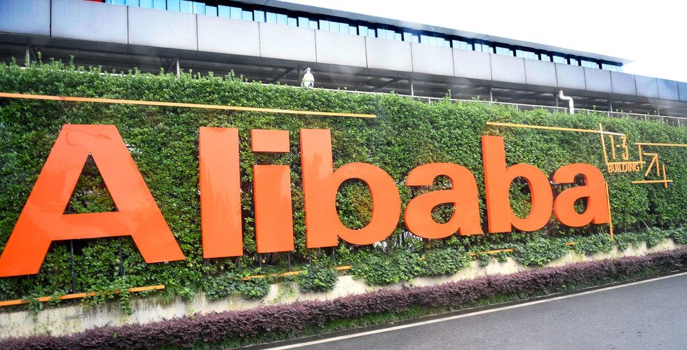 Alibaba ligger bakom kinesisk propaganda-app