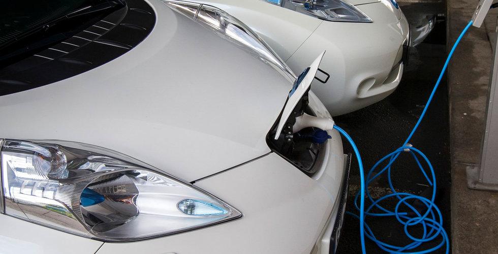Breakit - Samsung hoppas kunna dubbla sträckan för elbilar med litiumluft