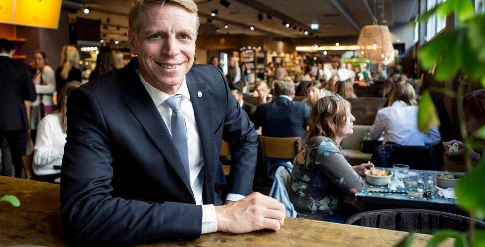 """Breakit - Ministern: """"Delningsekonomin kommer att bli dominerande"""""""