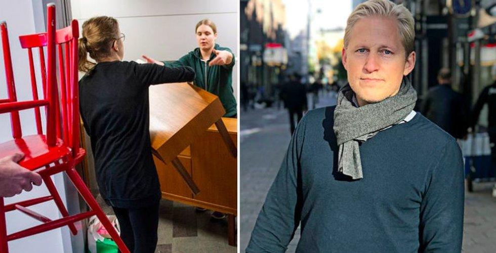 Stockholm vill stoppa Tiptapp – och har planer på en egen kopia