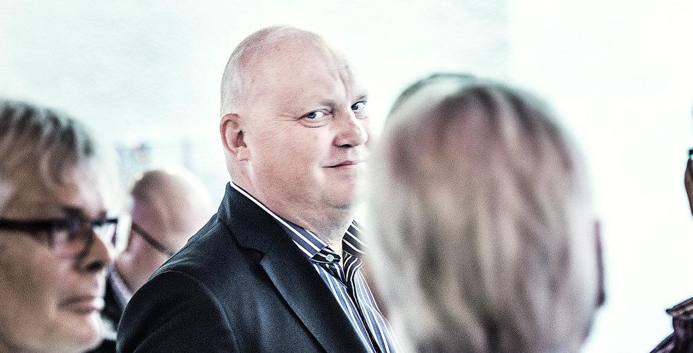 Johan Carlström är ny styrelseordförande i Fingerprint