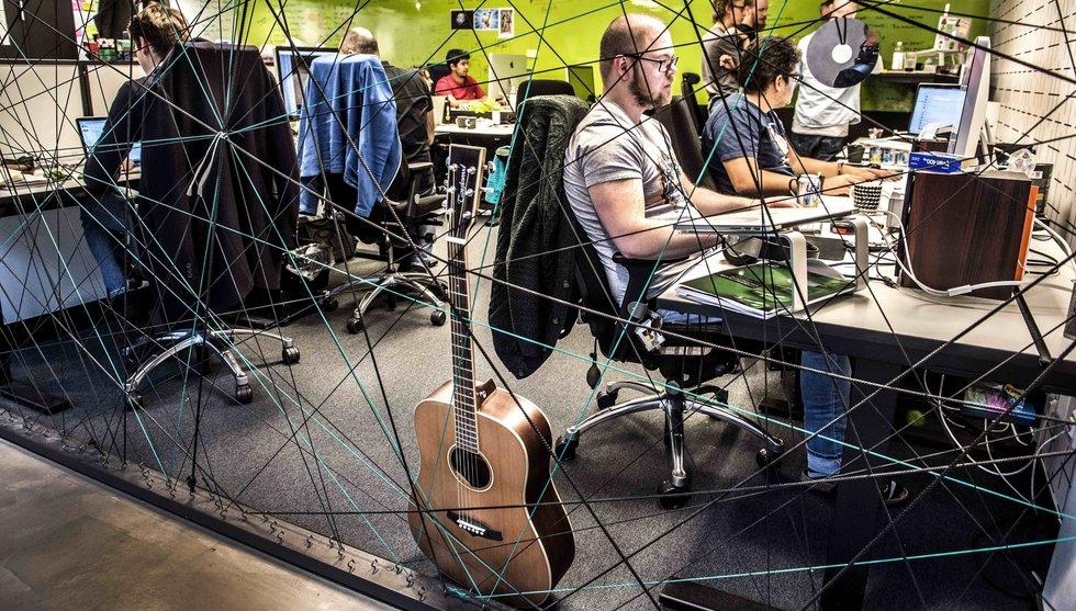 Breakit - Spotify flyttar in i Gallerian - Swedbank snuvat på sitt kontor