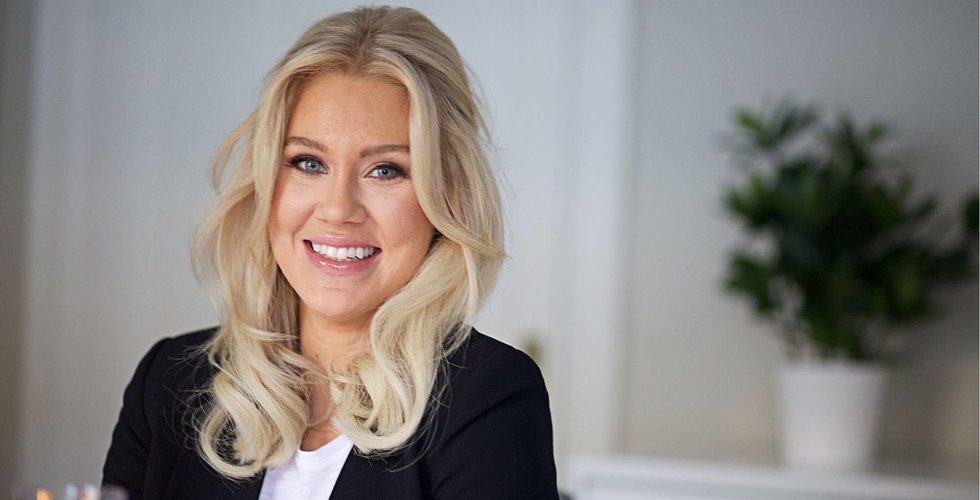 Isabella Löwengrip klar för Breakits nya Beauty tech-konferens