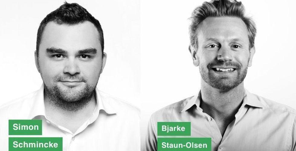 Creandum biffar upp teamet med AI-grundare och Hellofresh-vd