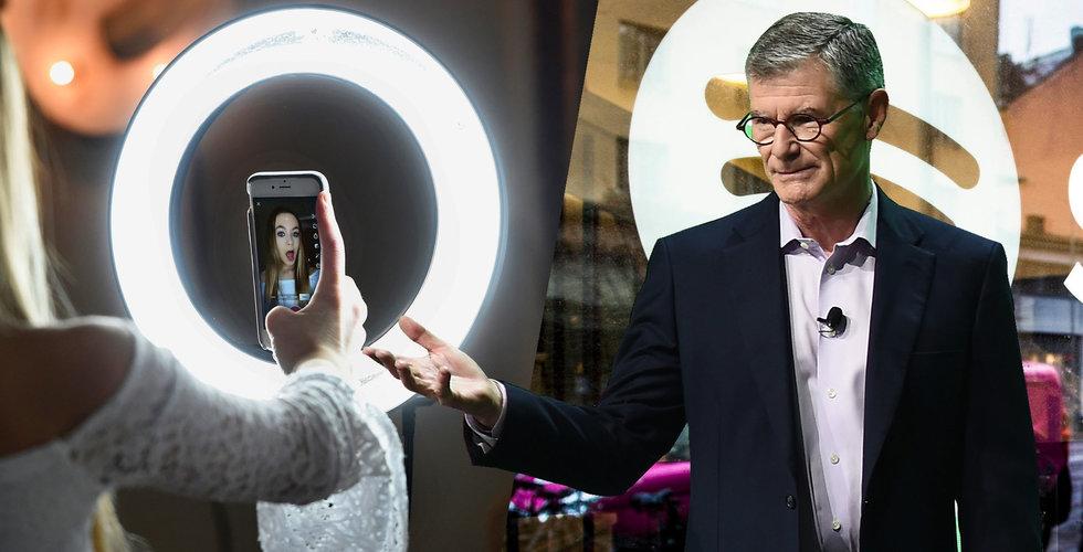 Spotify-toppen hyllar Tiktok-ägarens farliga konkurrent