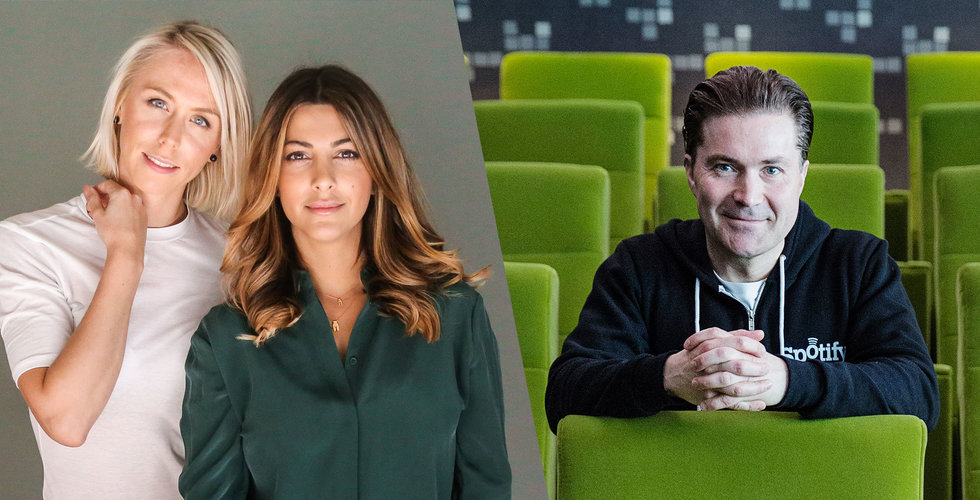 Spotify-grundaren Martin Lorentzon investerar i Sniph – en svensk parfym-startup