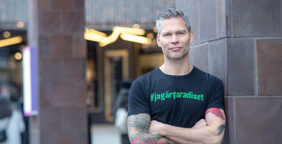 Johannes Cullberg satsar på Paradiset 2.0 – så ska han lyckas den här gången