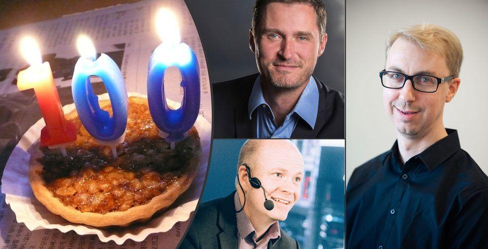 Breakit - Ny milstolpe: Över 100 kapitalrundor i svenska techbolag sista kvartalet