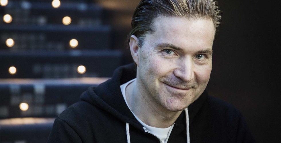 Martin Lorentzon satsar på börsen – han ska sköta Spotify-miljardärens investeringar
