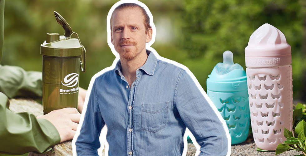 Smartshake har erövrat världen – nu vill Smartgroup revolutionera nappflaskan