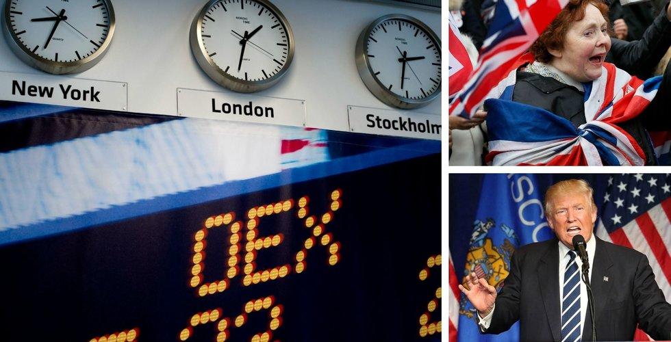 Trump-kaos eller fortsatt succé? Så blir techåret på börsen 2017