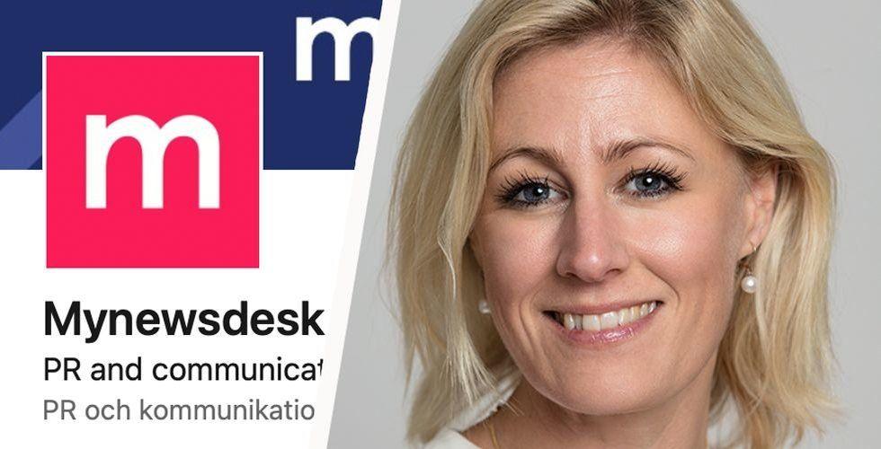 """Brakförlust för Mynewsdesk efter tung nedskrivning: """"Handlar om pandemin"""""""