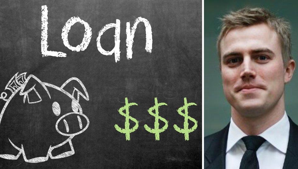 Finans- och techprofiler hjälper småföretagare att få privatlån
