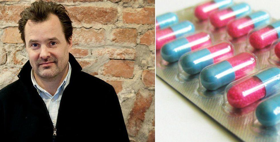 Breakit - Hans nya baby - EQT investerar i startup som hjälper obotligt sjuka