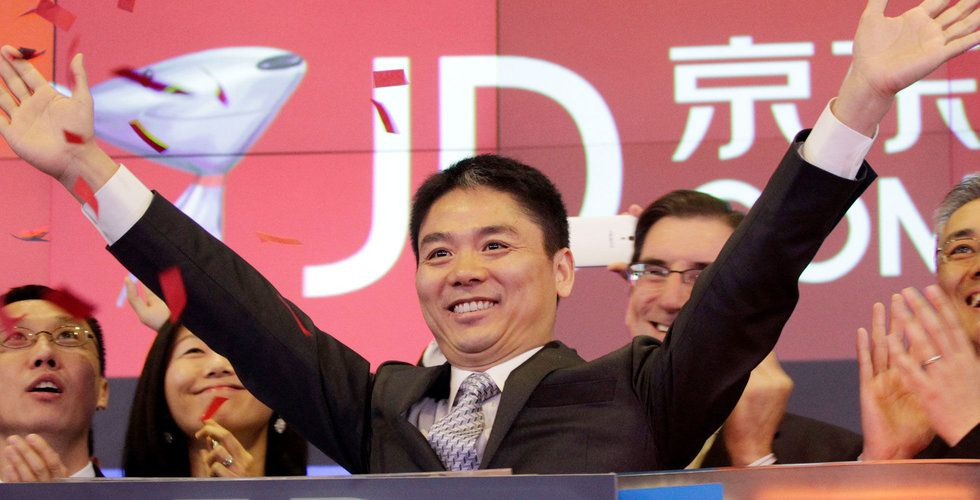 E-handelsjätten JD.com vill expandera till Europa