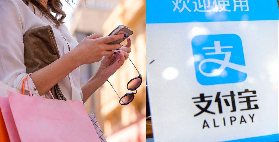 Nytt megarekord för Alibabas betaltjänst