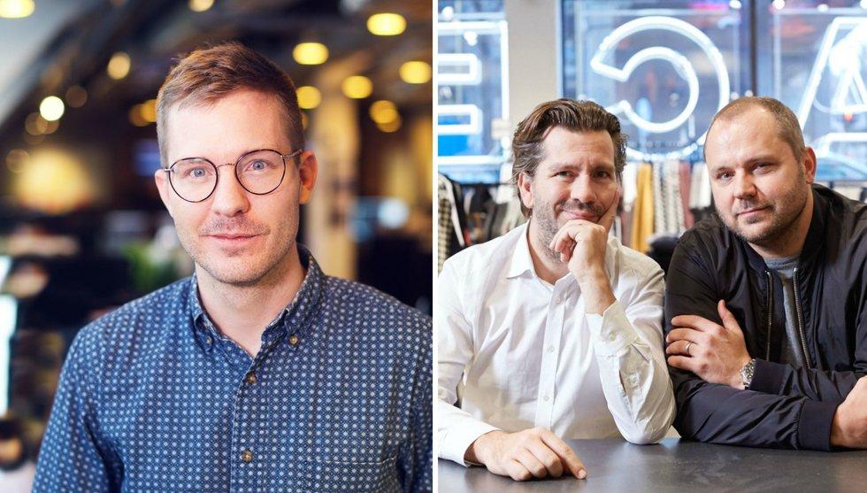 Breakit - Soundtrack your brand rekryterar Izettles PR-chef Sven Grundberg