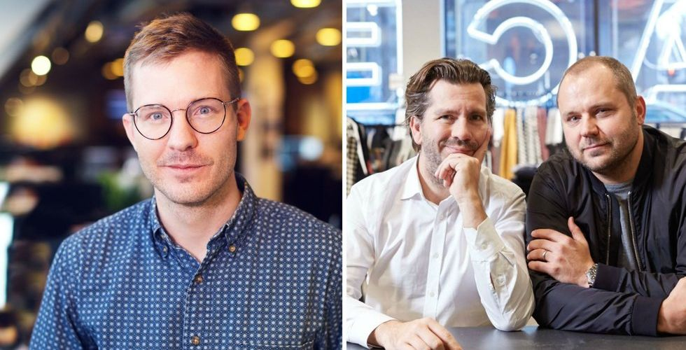 Soundtrack your brand rekryterar Izettles PR-chef Sven Grundberg