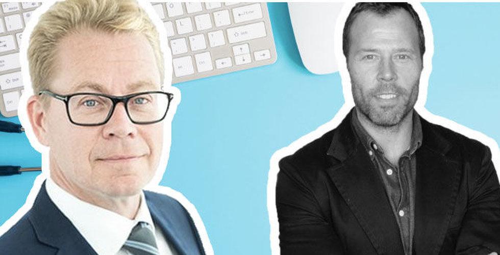 Doktor.se laddar för att ta över världen – Olof Sand tar över ordförandeklubban