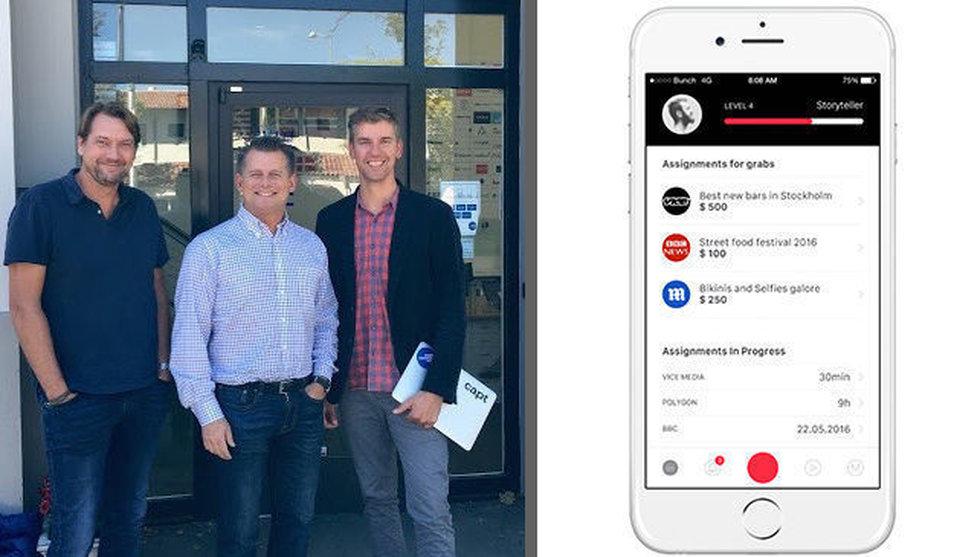 Silicon Valley-svenskar bakom ny videoplattform för millennials