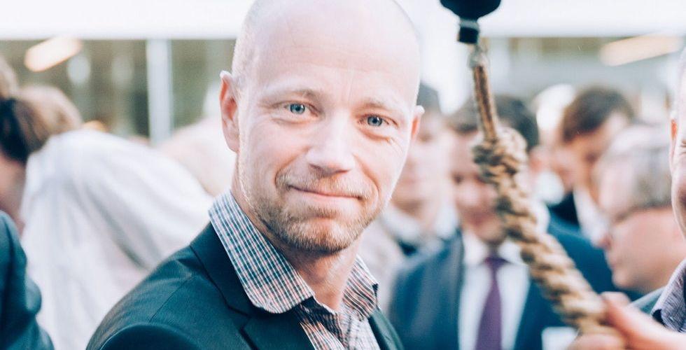 John Elvesjö vägrar döden - och längtar efter World Wide Rörpost