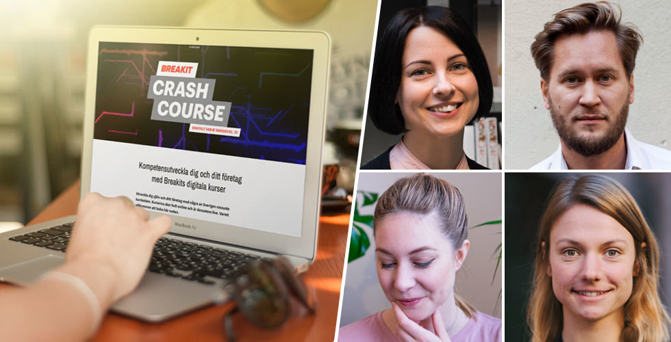 Digital marknadsföring, leadsgenerering och copywriting –gå Breakits nya kurser
