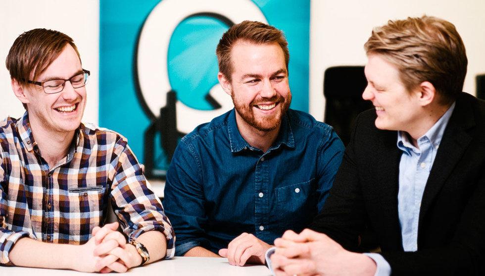 Breakit - Ny spelsuccé för svenska utvecklarna bakom Quizkampen