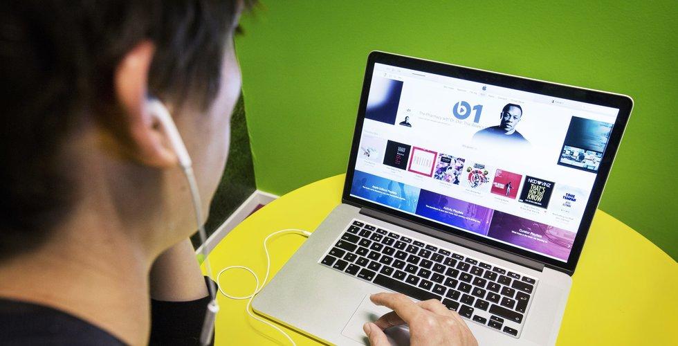 Breakit - Apple Musics nya drag i kampen mot Spotify – följer Netflix fotspår