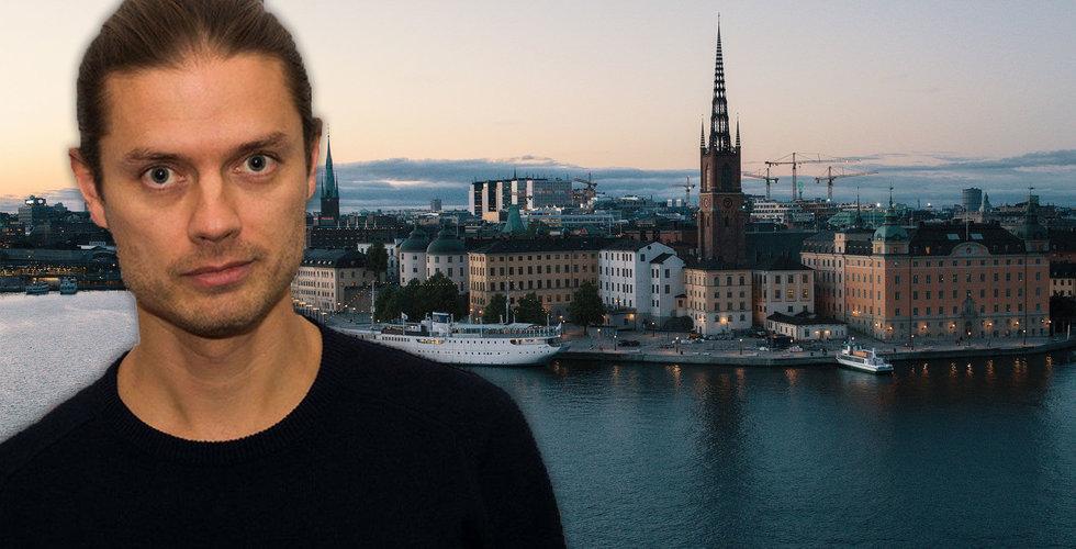 Norska Alliance Venture öppnar i Stockholm – med Anders Hallin vid rodret
