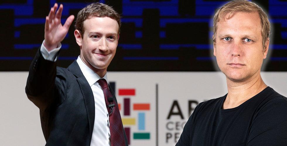 Breakit - Aj! Mark Zuckerberg satte precis kniven i ryggen på lilla mig