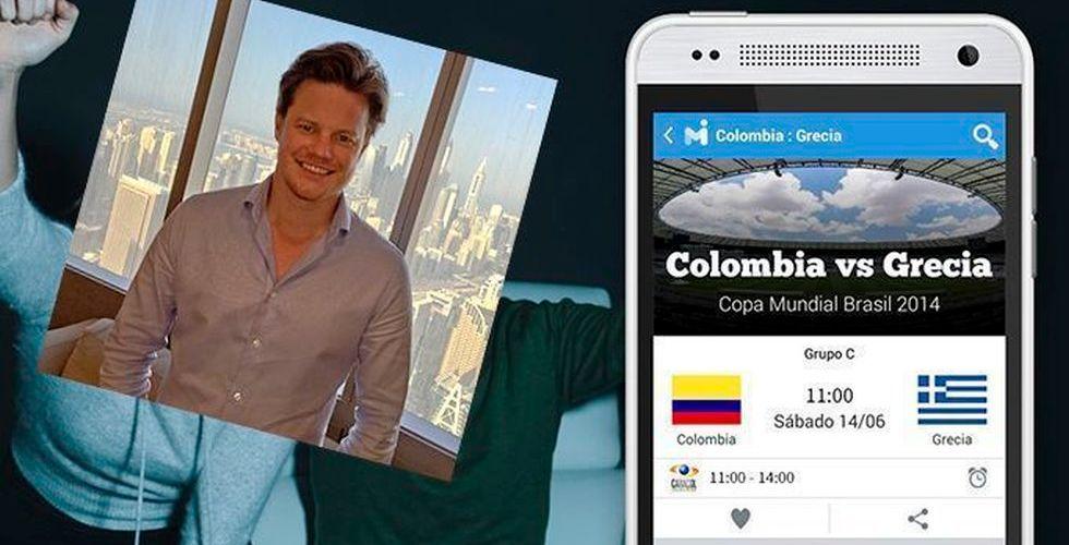 Svenskar tar tv-tablå till Colombia – har köpt plattform av Millicom