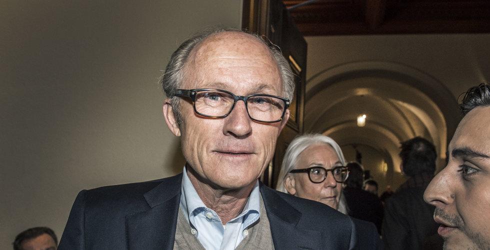 Mats Qviberg säljer Metro