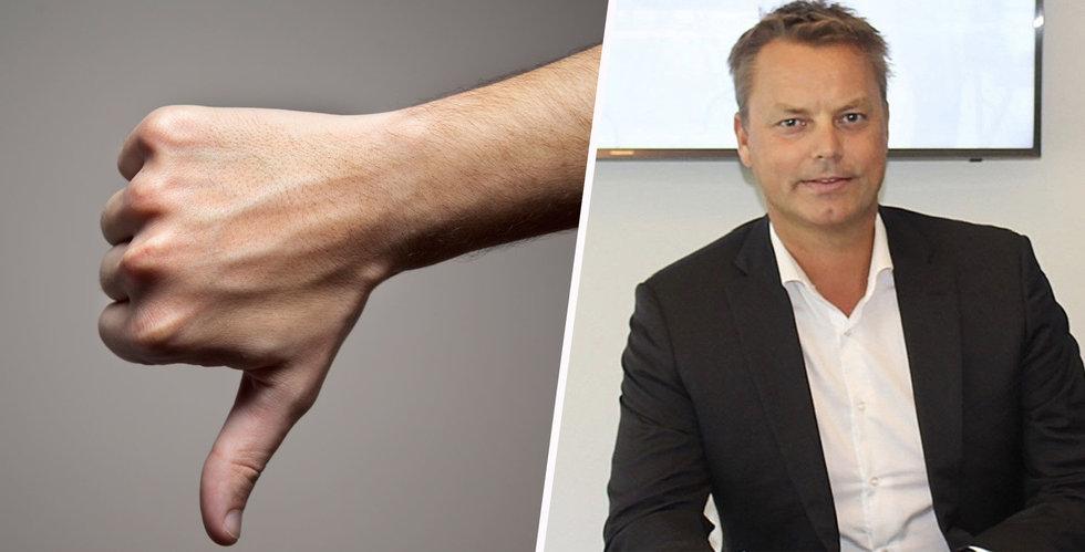 Storägaren sågar miljardbudet på norska Saas-bolaget 24Sevenoffice