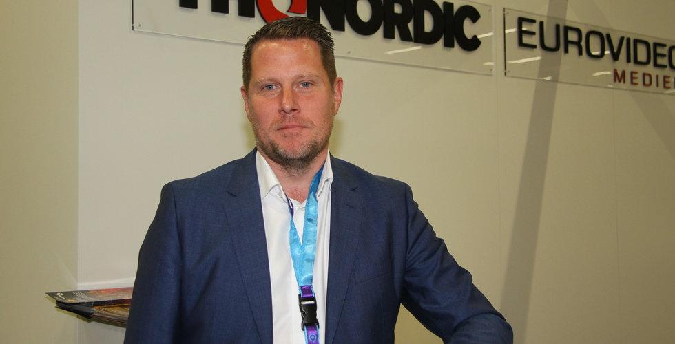 Lars Wingefors byter namn på sin speljätte – THQ Nordic blir Embracer Group