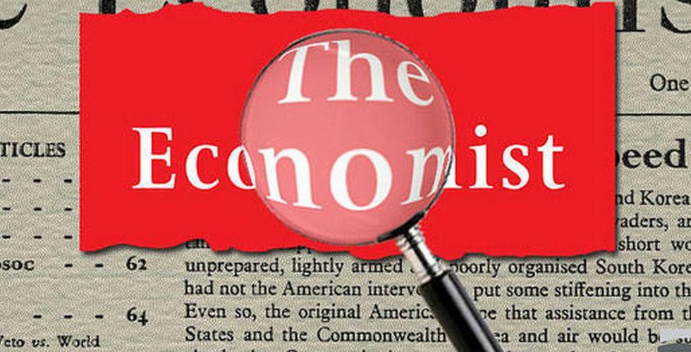 Först Financial Times - och nu är The Economist på väg att säljas