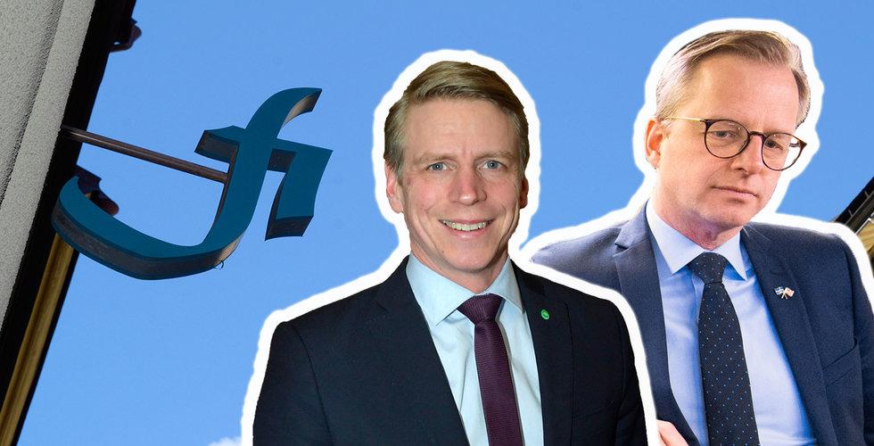 Finansinspektionens nya startupflört – startar eget innovationscenter