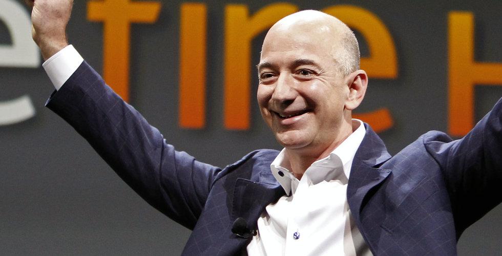 Breakit - Amazon-grundarens supervecka: Blev 65 miljarder(!) rikare