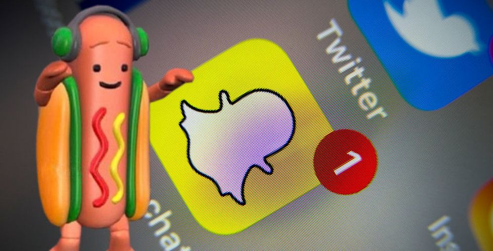 Snapchat gör som Facebook – satsar på förstärkt verklighet